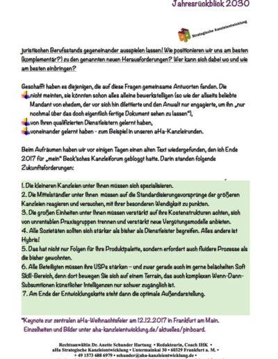 Jahresrückblick Seite 5