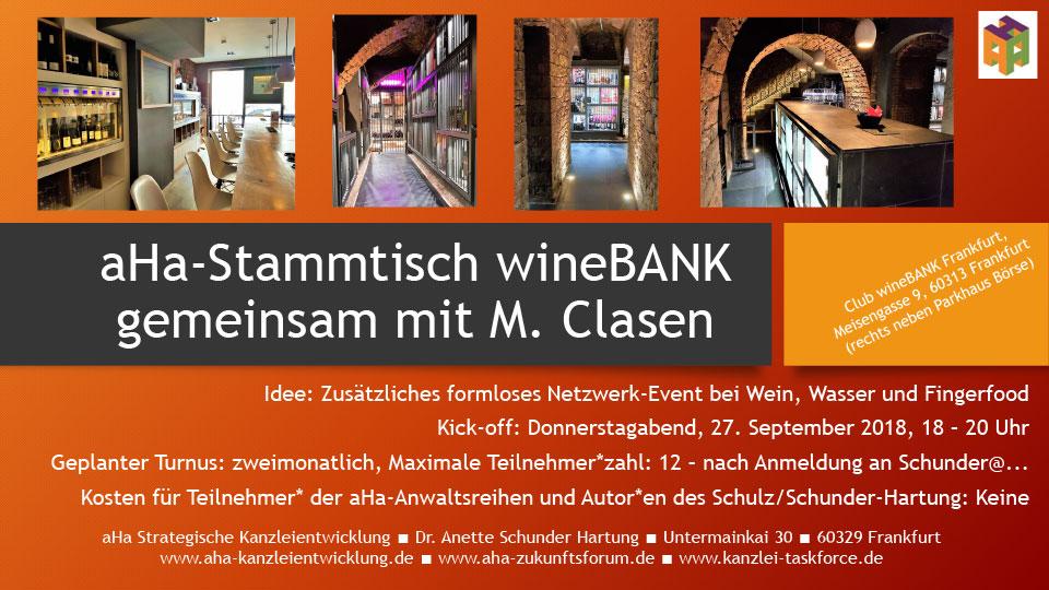 aHa-Winebank-Stammtisch